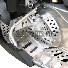 Подножки передние Ski-doo / Lynx aluminium