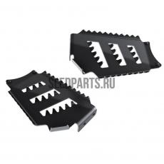 Подножки передние Ski-doo / Lynx black