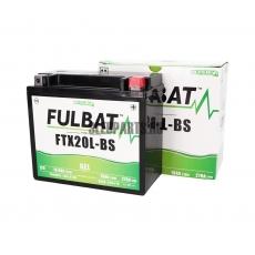 Аккумуляторная батарея FULBAT FTX20L-BS (gel)