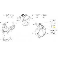 Резиновый крепеж защелки Ski-doo / Lynx