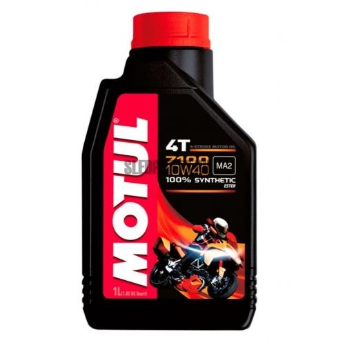 Масло MOTUL 7100 4T МА2 10W-40 1L