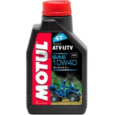Масло MOTUL ATV-UTV 4T 10W40 1L