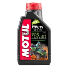 Масло MOTUL ATV-UTV 4T EXPERT 10W40 1L