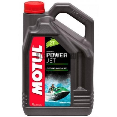 Масло MOTUL Powerjet 2T 4 L