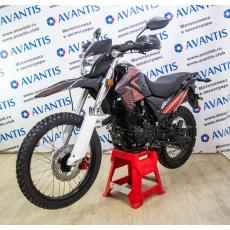 Мотоцикл AVANTIS KEWS MT250 (172 FMM) черный с птс