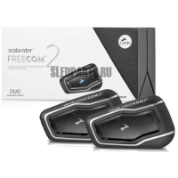 Гарнитура Scala rider FREECOM 2 DUO