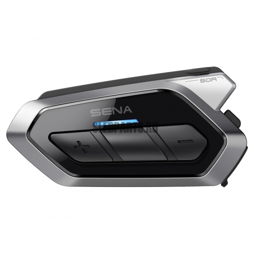 Мотогарнитура SENA 50R с Mesh 2.0 и Bluetooth 5.0 интеркомом