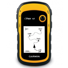 Навигатор eTrex 10 GPS, Glonass Garmin