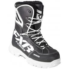 Ботинки  FXR X Cross black/white