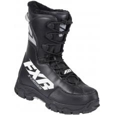 Ботинки  FXR X Cross speed boot black