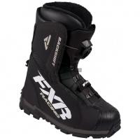 Ботинки FXR Backshift black