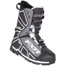 Ботинки FXR Elevation Lite Core black/white