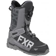 Ботинки FXR Helium Lite Boa Boot black/char