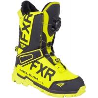Ботинки FXR Helium Lite Boa Boot hi-vis/black