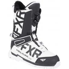 Ботинки FXR Helium Lite Boa Boot white/black
