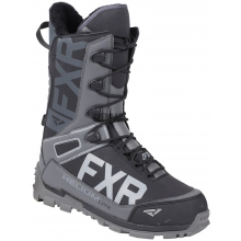 Ботинки FXR Helium Lite Speed Boot black/char