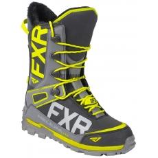 Ботинки FXR Helium Lite Speed Boot black/char/hi-vis