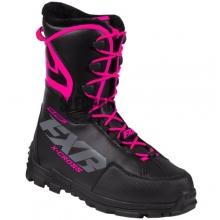 Ботинки FXR X-Cross pro speed black /fuchsia