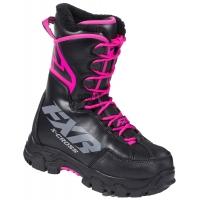 Ботинки FXR X Cross speed boot black/fuchsia