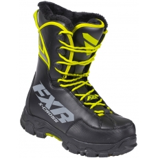 Ботинки FXR X Cross speed boot black/hivis