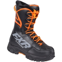 Ботинки FXR X Cross speed boot black/orange