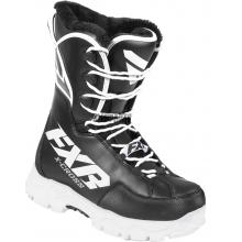 Ботинки FXR X Cross speed boot black/white
