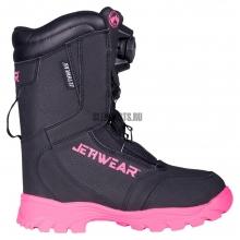 Ботинки Jethwear Driver BOA black/pink
