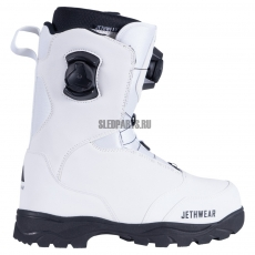 Ботинки Jethwear Method BOA white