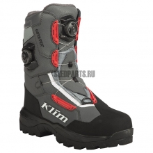 Ботинки KLIM Adrenaline Pro GTX BOA red