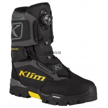 Ботинки KLIM Klutch GTX BOA black