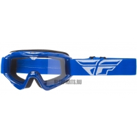 Очки FLY RACING FOCUS blue