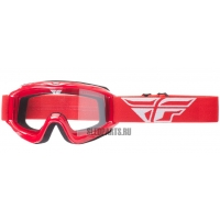 Очки FLY RACING FOCUS red