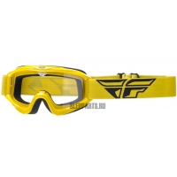 Очки FLY RACING FOCUS yellow
