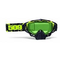 Очки 509 Sinister X5 - Lime Camo Polarized с чехлом для очков