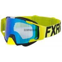 Очки FXR Pilot hi-vis/black