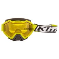 Очки KLIM Viper snow deviate/hi-vis/yellow tint