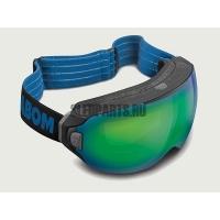 Очки с подогревом ABOM ONE, Flash Green Mirror - VLT 32%