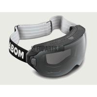 Очки с подогревом ABOM ONE, Stealth Xray Grey VLT 32%