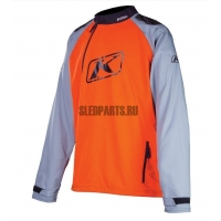 Куртка джерси KLIM Revolt orange XL