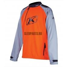 Куртка джерси KLIM Revolt orange XL