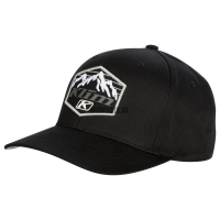 Бейсболка (кепка) KLIM Glacier Hat black