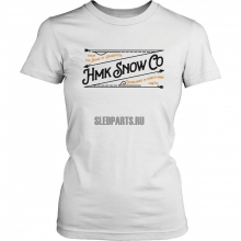 Футболка женская HMK Stitch T-Shirt S