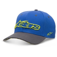 Бейсболка (Кепка) ALPINESTARS mens Rep Flexfit Hat