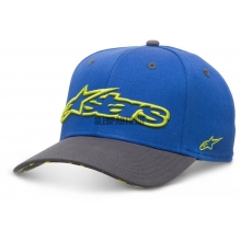 Бейсболка (Кепка) ALPINESTARS mens Rep Flexfit Hat