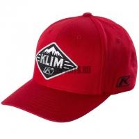 Кепка KLIM Glacier Hat red