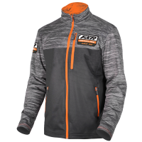Куртка FXR Elevation Tech zip-up black/orange