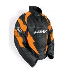 Куртка мужская HMK Throttle black/orange  2XL