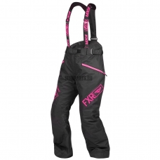 Штаны женские FXR Fresh Blk/Elec Pink