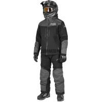 Комбинезон мужской легкий FXR Elevation Dry-Link2pc Black/Charcoal/Grey