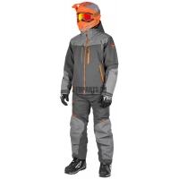 Комбинезон мужской легкий FXR Elevation Dry-Link2pc Charcoal/Grey/Orange